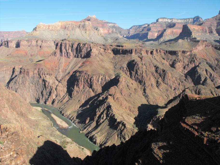 lage grand canyon